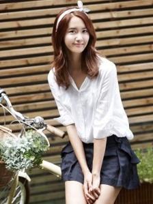 gaya rambut korea Yoona 07