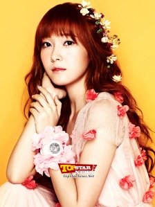 snsd jessica baby-g pictures