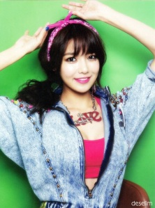 SNSD Sooyoung I Got A Boy Photobook 06