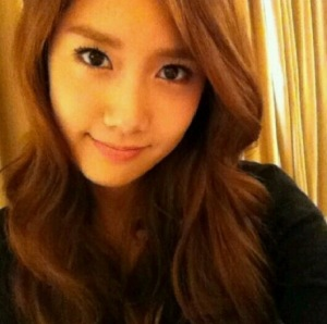 snsd yoona selca picture