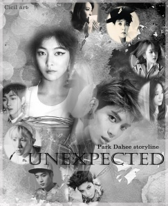 Unexpected poster Park Dahee