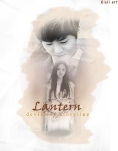 lantern poster by devikwon