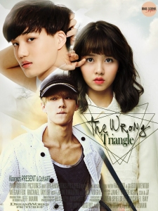 poster the wrong triangle 1