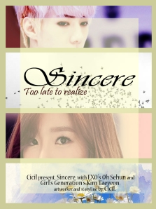 Sincere poster