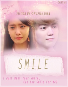 Smile poster by WuSica Jung