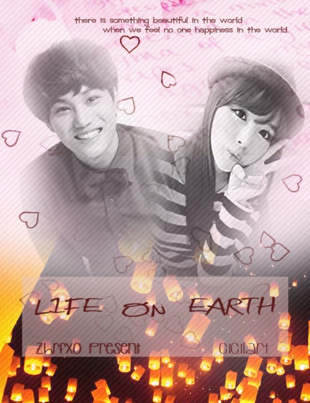Life on earth poster 1
