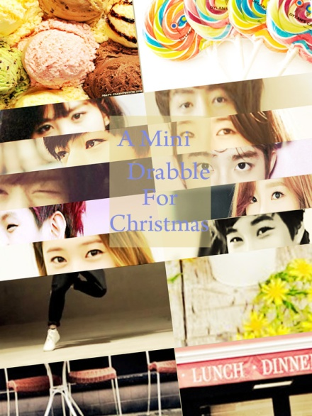 poster drabble for christmas