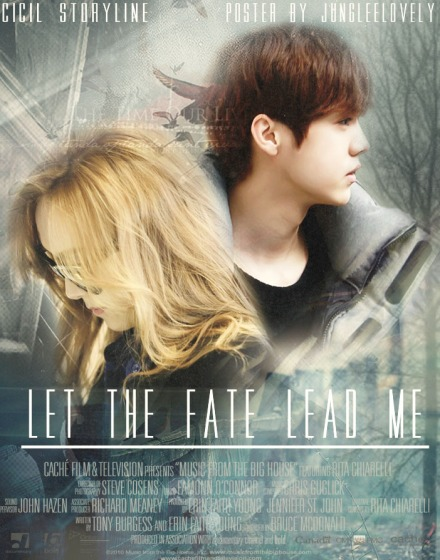 poster let the fate lead me 1