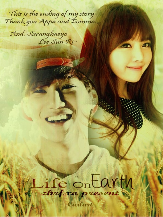 Poster life on earth 2 edit