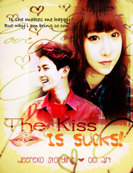 The Kiss is sucks! poster
