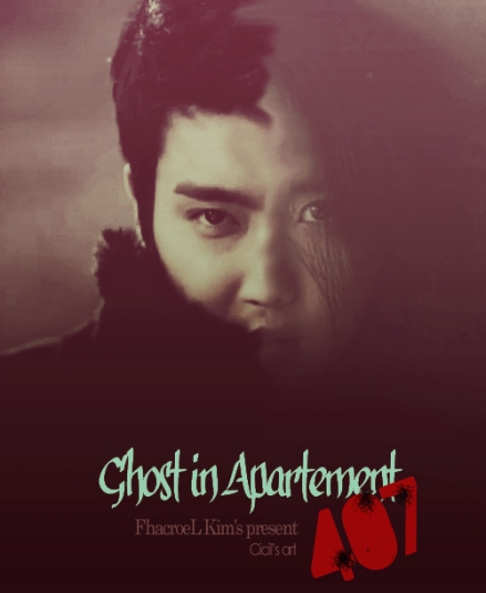 poster ghost in apartement