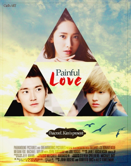 poster painful love