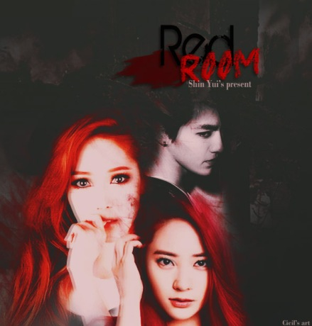 poster red room