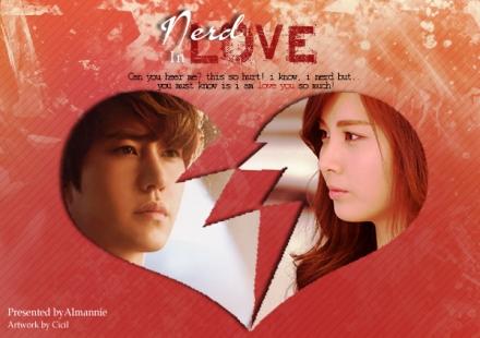 poster nerd in love