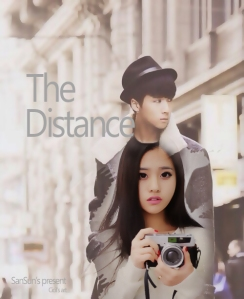 poster the distance