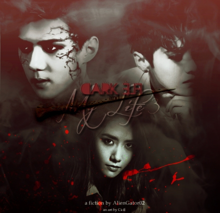 poster dark elf and my life 3