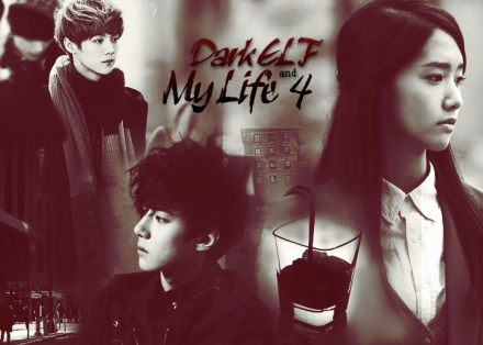 poster dark elf and my life 4