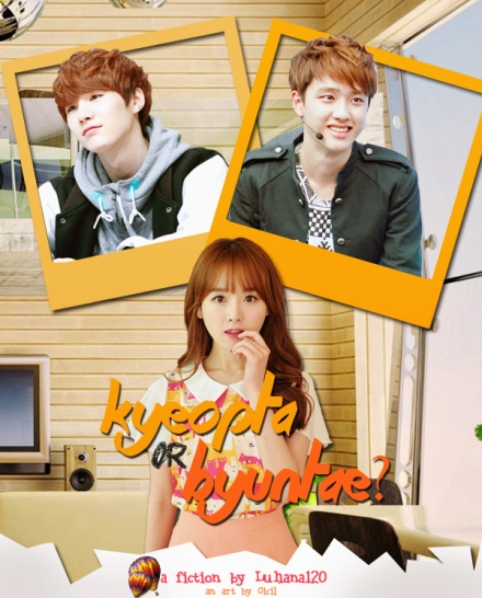 poster Kyeopta or Byuntae
