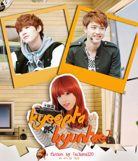 poster Kyeopta or Byuntae1